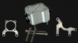 Fuel Pumps, Covers, Brackets
